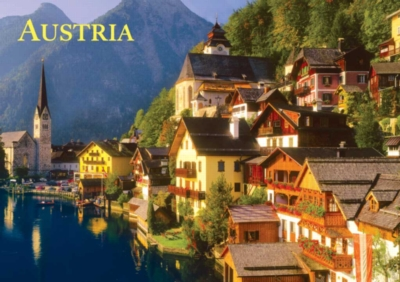 Austria - 300pc Large Format Jigsaw Puzzle by Buffalo Games