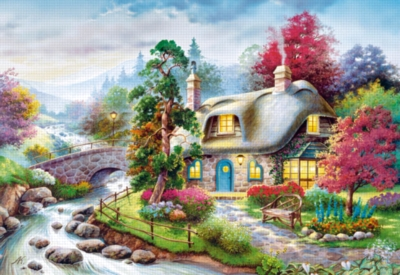 Jigsaw Puzzles - Cottage
