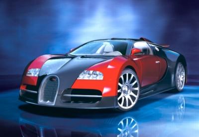 Jigsaw Puzzles - Bugatti Veyron 16.4