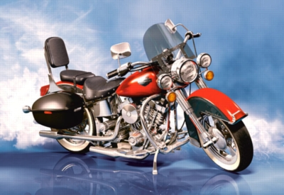 Jigsaw Puzzles - Harley