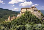 Orava castle, Tatras, Slovakia  - 1000pc Jigsaw Puzzle by Castorland