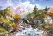 Jigsaw Puzzles - Watermill