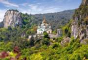 St. Michael the Archangel Orthodox Church, Crimea - 1000pc Jigsaw Puzzle by Castorland