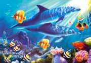 Underwater World - 1500pc Jigsaw Puzzle by Castorland
