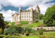 Dunrobin Castle, Scotland - 2000pc Jigsaw Puzzle by Castorland
