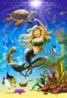Little Mermaid - 260pc Jigsaw Puzzle by Castorland