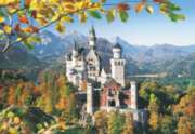 Neuschwanstein, Germany - 3000pc Jigsaw Puzzle by Castorland