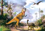 Tyrannosaurus Rex - 500pc Jigsaw Puzzle by Castorland