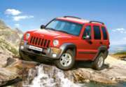 Jeep Cherokee - 500pc Jigsaw Puzzle by Castorland