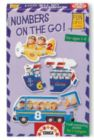 Numbers On The Go! - 46pc Jigsaw Puzzle by EDUCA