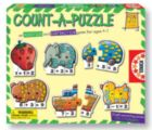 Count A Puzzle - 60pc Jigsaw Puzzle by EDUCA