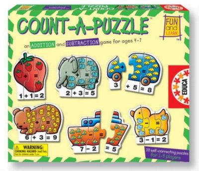 Dowdle Jigsaw Puzzles - Count A Puzzle