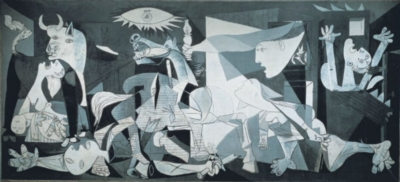 Picasso: Guernica - 3000pc Panoramic Jigsaw Puzzle by EDUCA