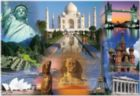 World Collage - 3000pc Jigsaw Puzzle by EDUCA