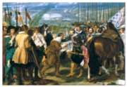Vel�zquez: The Surrender Of Breda - 10000pc Jigsaw Puzzle by EDUCA