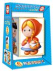 Cube Fairy Tales - 6pc Magnetic Block Puzzle by Educa