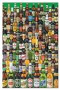 Beers - 1000pc Miniature Jigsaw Puzzle by Educa