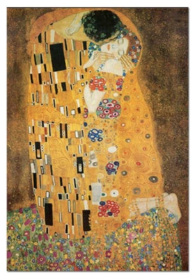 Educa Jigsaw Puzzles - Klimt: The Kiss