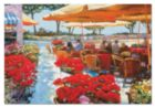 Howard Behrens: Cafe Ravello - 1000pc Jigsaw Puzzle by Educa