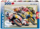 Motorcycles Grand Prix - 200pc Jigsaw Puzzle By Educa