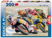 Educa Jigsaw Puzzles - Motorcycles Grand Prix