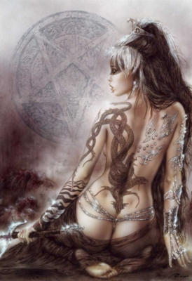 Luis Royo: The Five Faces Of Hecate - 500pc Jigsaw Puzzle by Educa