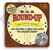 R.G.B. Round Up - Pattern Matching Puzzle