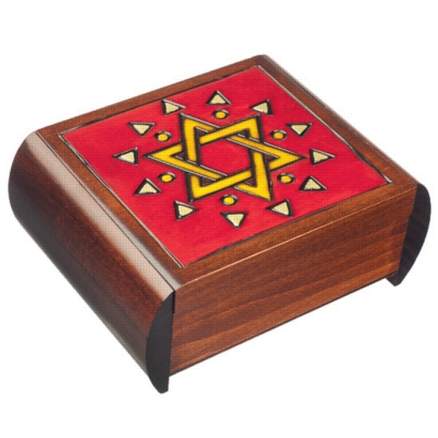 Puzzle Box - Star of David