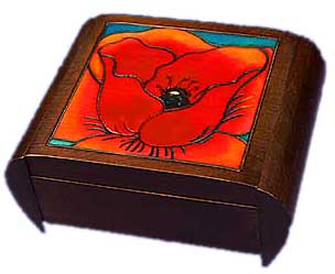 Puzzle Box - Rose -Secret