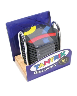 Games - Tantrix Discovery Solitaire