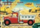 Construction Site Make' Em Move - 24pc Floor Puzzle By Great American Puzzle Factory