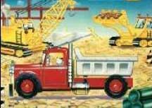 Eurographics Jigsaw Puzzles - Construction Site Make' Em Move