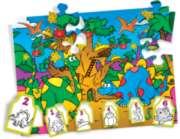 Jigsaw Puzzles For Kids - Crayola Dizzy Dinos