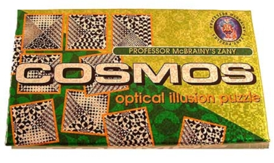 Optical Illusions: Cosmos - Pattern Matching Puzzle
