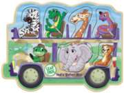 Children's Puzzles - Leapfrog: Tad's Safari Bus