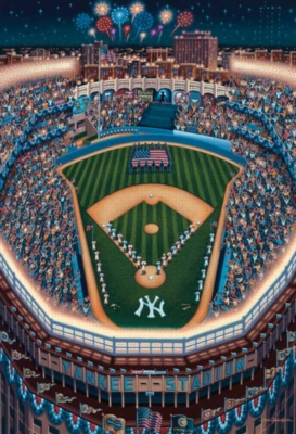 Yankee Stadium - 500pc Jigsaw Puzzle by Masterpieces