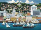 Portland, OR - 1000pc Suitcase Jigsaw Puzzle by Masterpieces