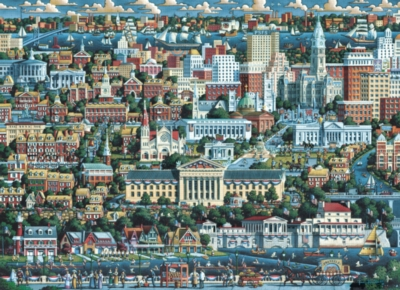 Jigsaw Puzzles - Philadelphia, PA