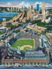 Fenway Park, MA - 1000pc Suitcase Jigsaw Puzzle by Masterpieces
