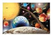 Solar System - 48pc Floor Puzzle By Melissa & Doug