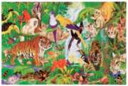 Rain Forest - 48pc Floor Puzzle By Melissa and Doug