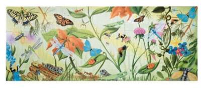 Melissa and Doug Floor Jigsaw Puzzles For Kids - Bugs