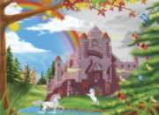 Enchanted Castle - 60pc Jigsaw Puzzle By Melissa & Doug