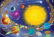 Solar System - 100pc Jigsaw Puzzle By Melissa & Doug