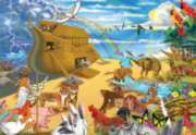 Noah's Ark - 200pc Jigsaw Puzzle By Melissa & Doug