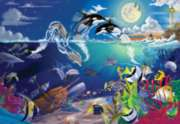 Melissa and Doug Jigsaw Puzzles for Kids - Underwater Playground