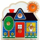 First Shapes - 5pc Jumbo Knob Puzzle By Melissa & Doug
