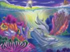 Dolphin Cove - 100pc Jigsaw Puzzle By Melissa & Doug