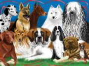 Fetching Friends - 200pc Jigsaw Puzzle By Melissa & Doug