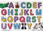 See-Inside Alphabet Peg - 26pc Wooden Peg Puzzle By Melissa & Doug